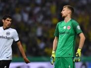 Im Fokus: Eintracht-Keeper Hradecky: Vom Pokalhelden zum Pechvogel