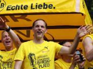 Trotz Pokalgewinns: Scheidungsverhandlungen beim BVB: Trainer Tuchel vor dem Aus