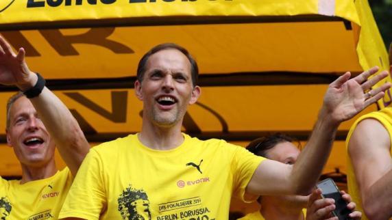 BVB schmeißt Thomas Tuchel raus: