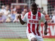 Hüftprellung bei Testspiel: Cordoba-Einsatz für Köln im DFB-Pokal unwahrscheinlich