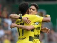 Pokal-Pflicht erfüllt: BVBdiskutiert nach 4:0 über Dembélés Zukunft