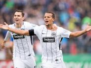 3:0 gegen TuS Erndtebrück: Frankfurt trotz früher Roter Karte in der 2. Pokalrunde