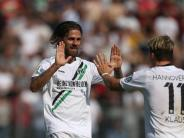 DFB-Pokal: Hannover verhindert Aus - Mühevoller Sieg beim Bonner SC