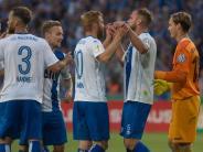 Geschichte wiederholt sich: Augsburg scheitert im Pokal an Magdeburg