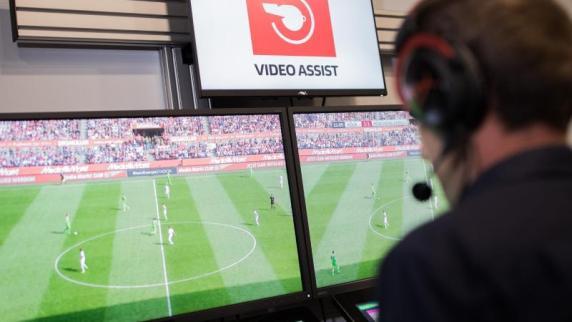 DFB-Pokal: Videobeweis kommt ab Viertelfinale zum Einsatz