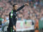 Werder-Trainer auf Abruf: Nouri braucht den Pokal als Hoffnungsmacher
