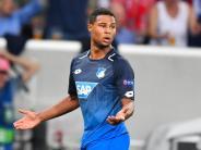 Ausfälle im Pokal: Hoffenheim ohne Gnabry und wohl auch Wagner in Bremen