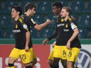 Matchwinner: Isak erlöst Dortmund und deutet Potenzial an