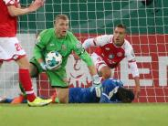 Sieg in Verlängerung: Manager Schröder: «Mainz kann Pokal» - bangen um Adler