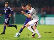 Pokalschreck raus: Nürnberg nach Sieg bei Osnabrück im Achtelfinale