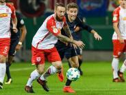 3. Pokalrunde erreicht: 1. FC Heidenheim mit Kantersieg in Regensburg