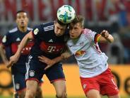 Drama im Pokal: Bayern siegt im Elferkrimi - Leipzigs Werner vergibt