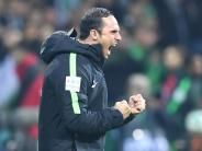 Pokalerfolg: Junuzovic freut sich für Nouri: Tut dem Trainerteam gut