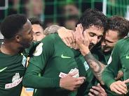 Heimerfolg im DFB-Pokal: Werders Belfodil:«Wussten, dass dieser Tag kommen würde»