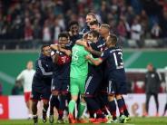 Zweite Runde im DFB-Pokal: Heynckes Titeltraum lebt - Nächstes Duell gegen Leipzig