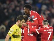 DFB-Pokal: Bayern entthront BVB - Nach 2:1 alles möglich unter Heynckes