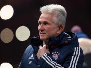 Nach 2:1-Sieg gegen den BVB: Triple-Angriff: Heynckes ist «Mann des Jahres»