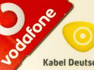Kabel-Ausfall: Störungen bei Vodafone und Kabel Deutschland fast komplett behoben