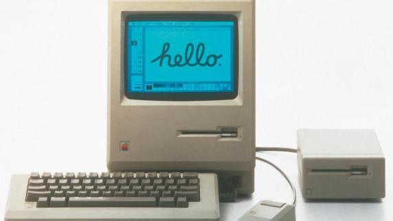 Computergeschichte mit tiefen und höhen 30 jahre apple macintosh