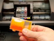 Drucken: Wer Tinte selbst nachfüllt, spart beim Drucken viel Geld