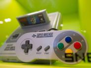 Nintendo: Nintendo: Mini-SNES zu Weihnachten