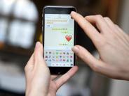 Sprache: WhatsApp statt Brief: Liebesbotschaften im digitalen Zeitalter