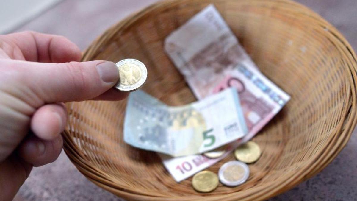 1000 euro geschenkt bekommen
