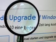 Upgrade Windows 10: Windows 10: Upgrade nur noch bis Freitag kostenlos