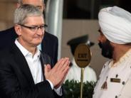 Telekommunikation: Vorerst keine Apple-Stores in Indien