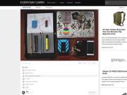Technik: Handys, Messer, Kugelschreiber: Seite für Alltags-Dinge