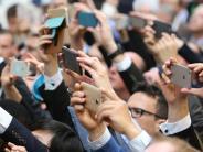 Telekommunikation: Bitkom: Smartphone-Umsatz in Deutschland geht zurück