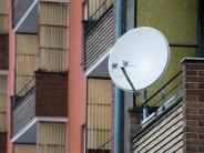 Technik: TV aus dem Weltall: Schüssel bringt meiste Sender