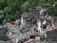 Leichte Sprache: In Italien sind viele Menschen bei einem Unglück gestorben