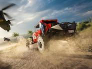 Rasen nach Wunsch: Der Roadtrip «Forza Horizon 3» im Test