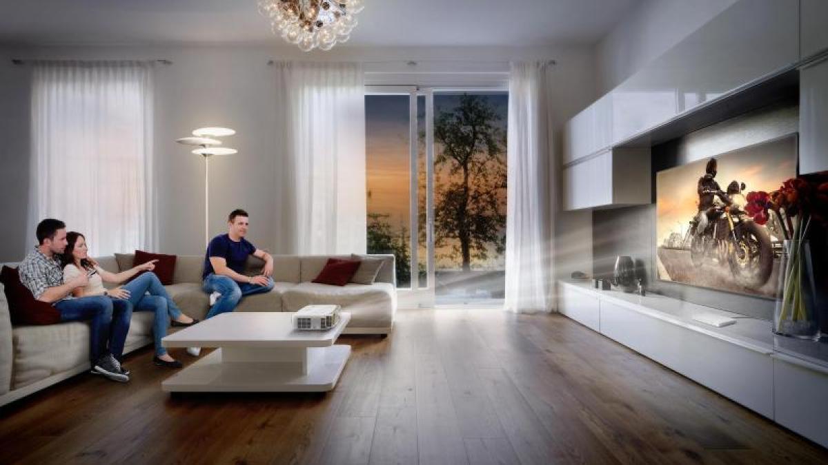 neuanschaffung beamer oder fernseher wer macht das. Black Bedroom Furniture Sets. Home Design Ideas