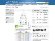 Bequem reisen: SeatGuru: Die besten Plätze im Flugzeug finden