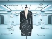 "Coded Couture: ""Data Dress"": So kommt das Wunschkleid per App"