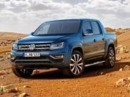 Test: VW Amarok V6: Heavy Metal für Straße und Piste