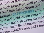Jetzt ist es «Tobias Mathis»: Whatsapp-Kettenbrief mit neuem Namen in Umlauf