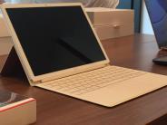 Mobile Rechner: Huaweis Matebook: Über drei Pins mit Tastatur verbinden