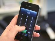 Dreiste Abzocke: 110 im Telefondisplay: Das kann nicht stimmen