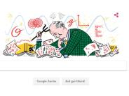 Physik: Google: Doodle für Nobelpreisträger Max Born