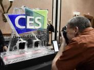 Elektronik-Show: CES 2018: Technik-Festival in der Wüste mit Autos und Fernsehern