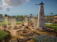 «Assassin's Creed Origins»: Historische Entdeckungstour in Computerspiel-Kulisse