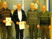 Krieger- und Soldatenverein: Drei neue Ehrenmitglieder