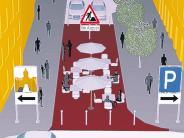 Stadtrat: Fußgängerzone en miniature für Dillingen
