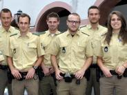 Einsatzkräfte: Diese Polizisten starten in Dillingen