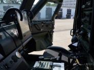 Tag der offenen Tür: Einmal im Militärfahrzeug sitzen