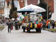 Fasching: Gaudiwurm in Unterglauheim