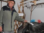 Laugna: Zwischen Kutsche und Kartoffelwaschtrommel
